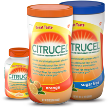 Citrucel Fiber Products